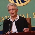 国連事務総長特別代表(防災担当)のマルガレータ・ワルストロムさん
